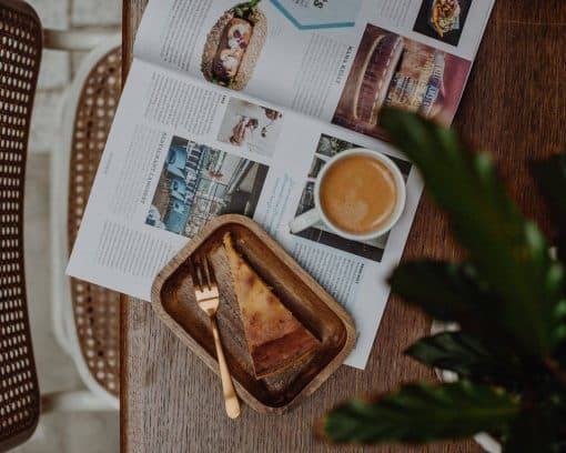 koffie hotspots in Den Haag // Lunchen in Den Haag // Hotspots Den Haag // Koffie drinken in Den Haag