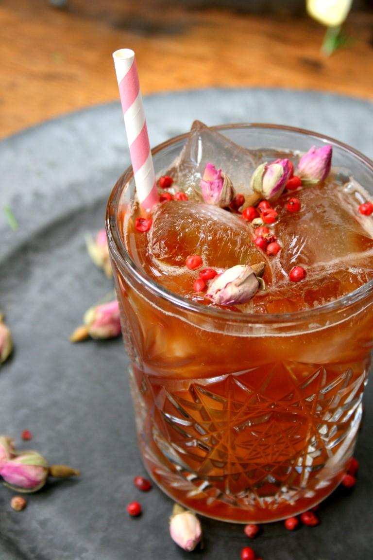 koffiecocktails - recepten koffiecocktails - recept koffiecocktail - cocktail recepten - cocktail met koffie - coffee tonic - koffie tonic - alcoholvrije cocktails
