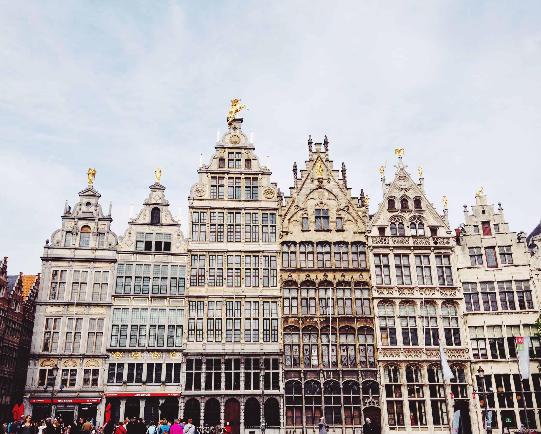 Antwerpen of Gent