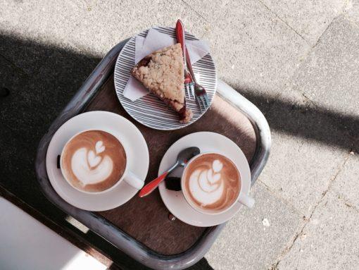 Taart en koffie in Utrecht. Hotspots Utrecht. Koffiespots Utrecht. Taart in Utrecht. Lunch in Utrecht. Koffie & Cake Utrecht.