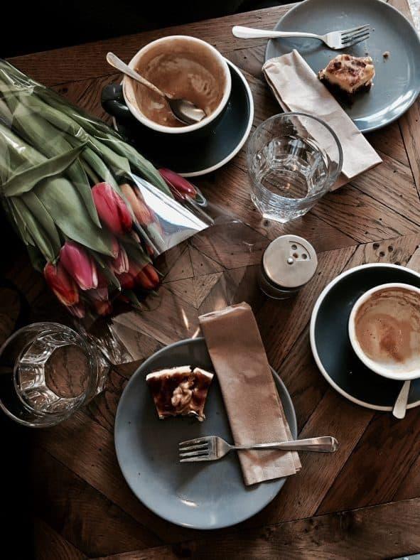 Koffie en taart in Utrecht