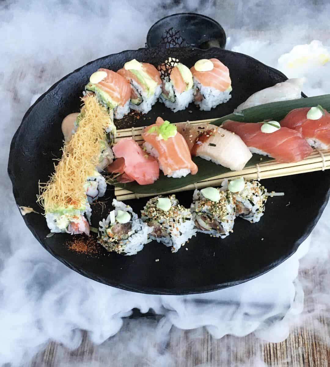 hoeveel sushi rijst per persoon? sushi informatie. sushi weetjes. sushi feitjes.