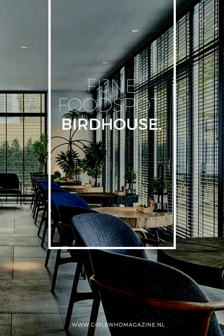 birdhouse amsterdam. De nieuwe spot bij de dierentuin in Amsterdam. #birdhouseamsterdam #amsterdamhotspot #luncheninamsterdam