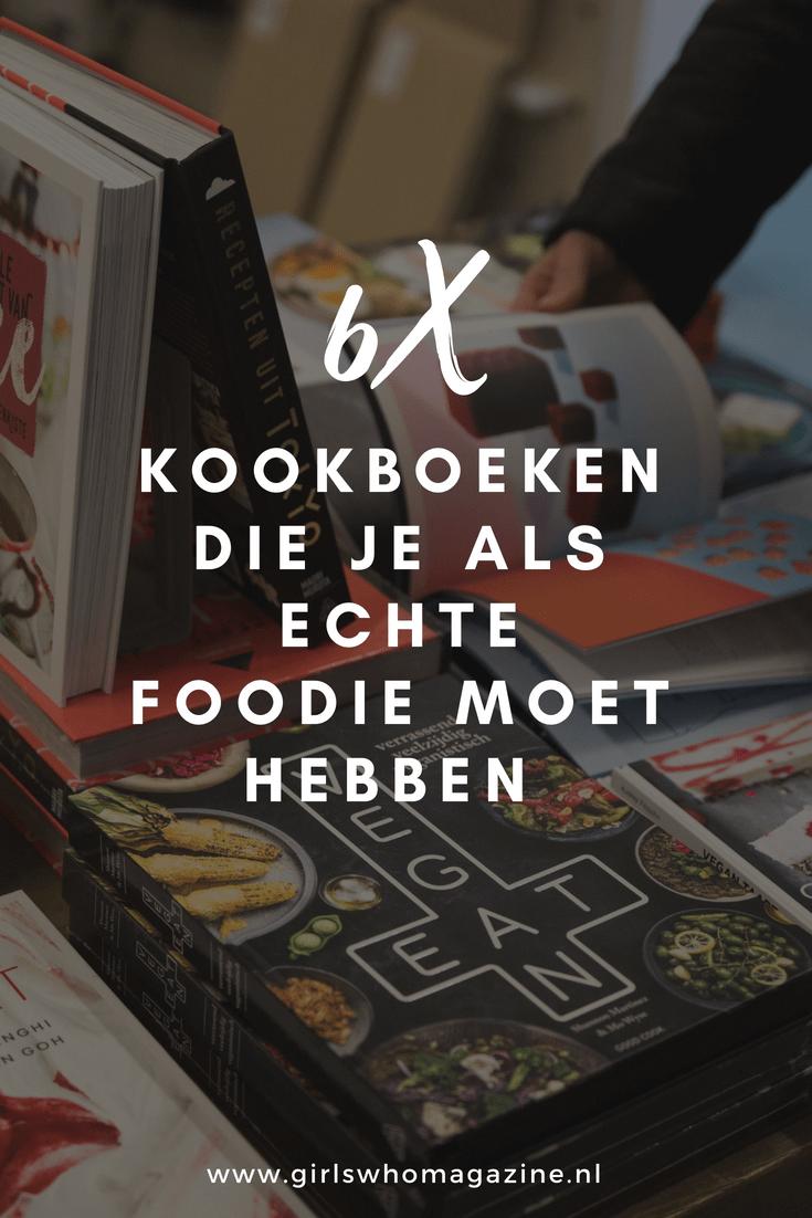 6 X de leukste kookboeken die in jouw keuken moeten staan. #kookboeken #bestekookboeken