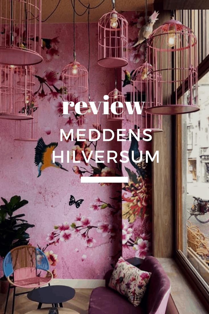 Dit roze restaurant heeft de lekkerste vis en het mooiste interieur #hotspothilversum #rozerestaurant