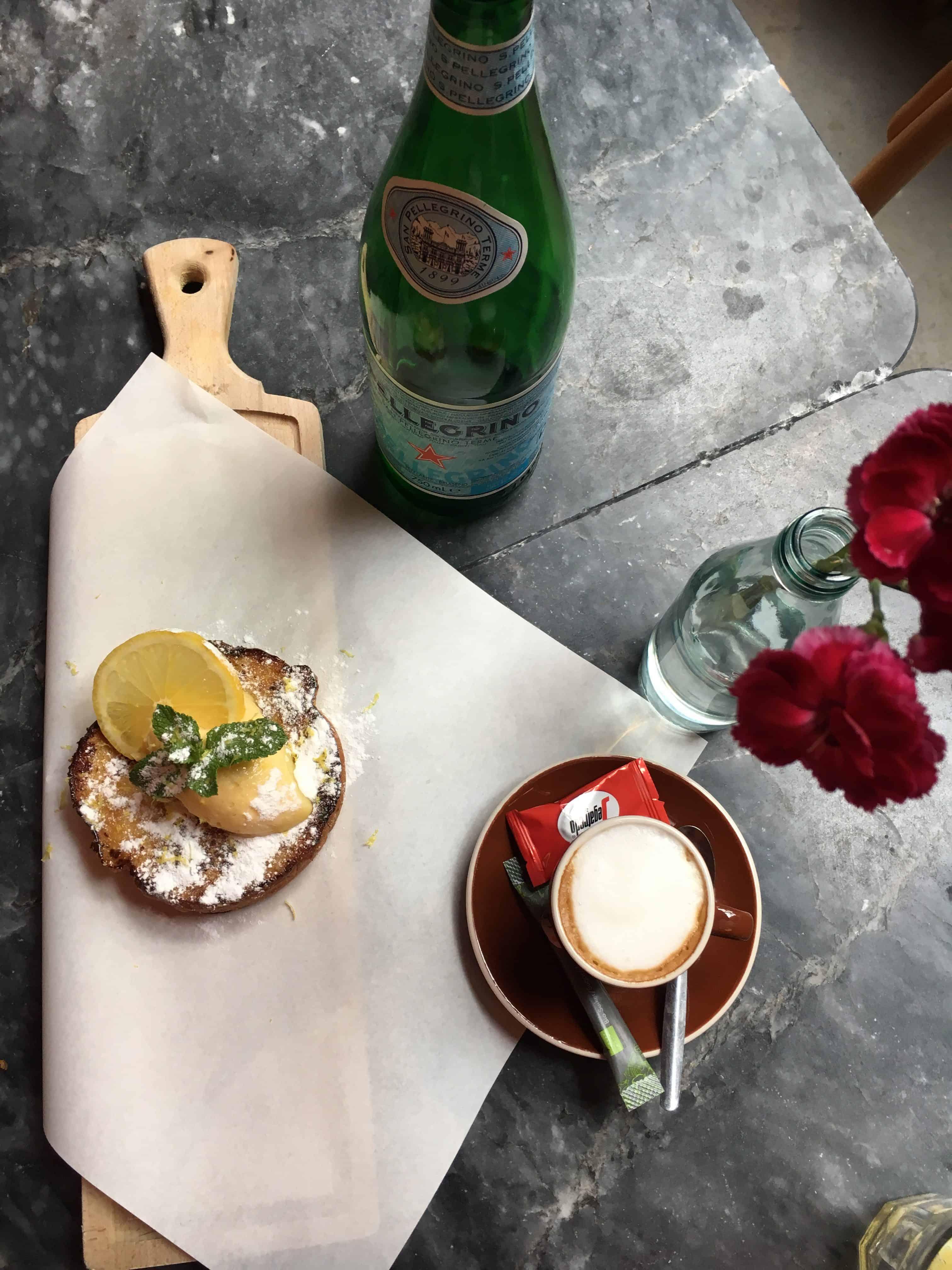Libertine Comptoir de Cuisine. Casper Reinders. Horecaconcept. Lunchen in Amsterdam.