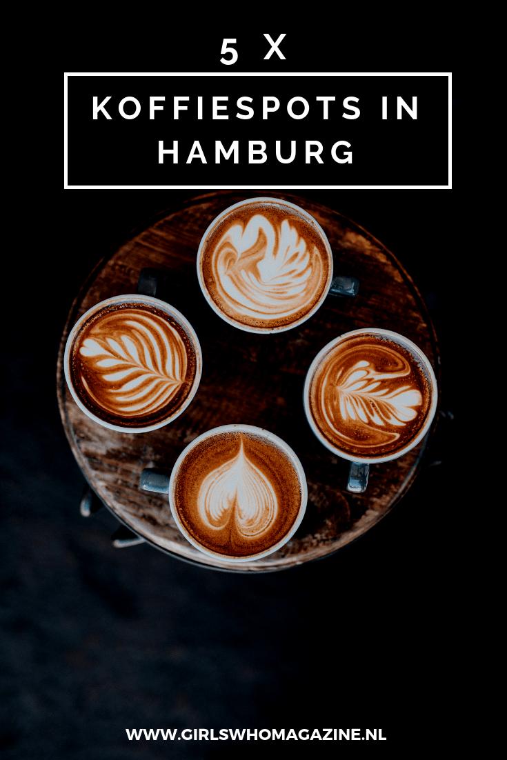 Koffie drinken in Hambug? Wij hebben alle spots voor je op een rij gezet. Hier kan je goede koffie drinken in Hamburg. #Hamburg #goedekoffie