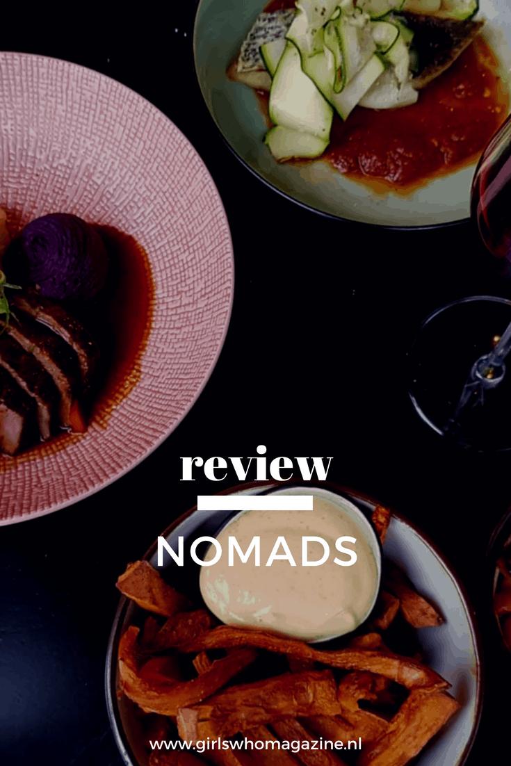 Hier moet je zijn geweest in Amsterdam, restaurant Nomads. De plek voor een rondje langs verschillende eetculturen