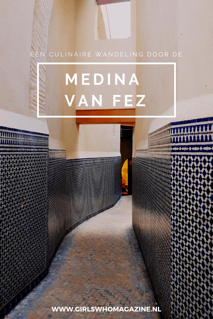 Grenzeloze nieuwsgierigheid naar het onbekende bracht ons naar Fez, het culturele en geestelijke middelpunt van Marokko en tevens de thuisbasis van de 'Moeder' aller Medina's. We traden binnen de Middeleeuwse doolhof-muren van Fez' Medina, belandde in een soort historische filmset waarbij eten de hoofdrol speelde en gingen terug in de tijd. In dit artikel nemen we jullie mee op een culinaire wandeling door het intens kloppende hart van Fez.