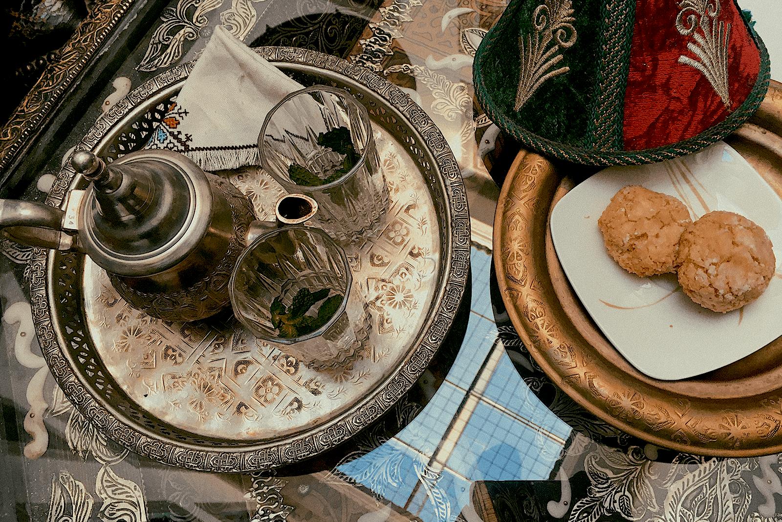 Een culinaire wandeling door de Medina van Fez. Bijzondere eten in Fez. Dineren in Fez