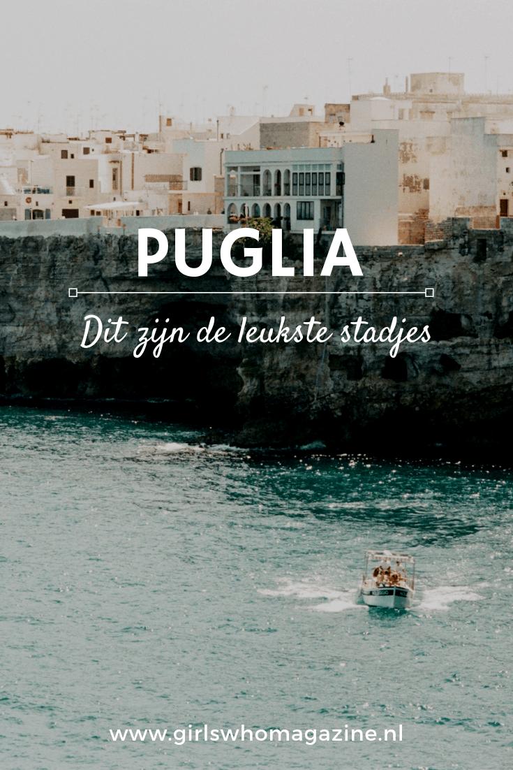 Het zuiden van Italië zit vol met (onontdekte) pareltjes. Maar waar moet je zijn om het meeste uit je reis naar de Italiaanse hak te halen? Wij hebben de leukste steden van Puglia onder elkaar gezet. Deze tips mag je niet missen!
