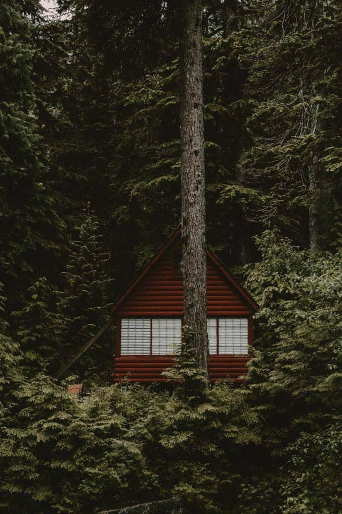tiny house. Logeren in een Tiny House. Verantwoord wonen