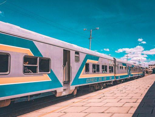 treinen door Amerika. Budget reizen amerika