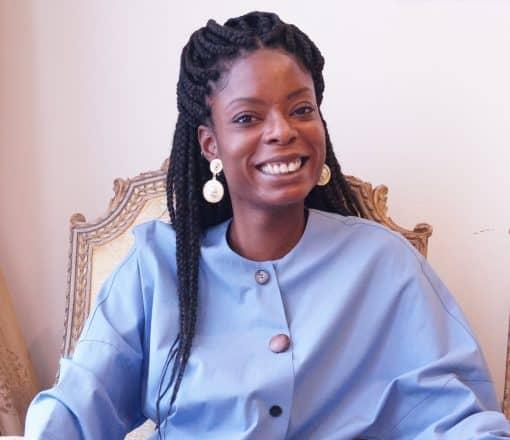 Interview with the founder of Women Who and author of The Sunday Times bestseller Little Black Book - Otegha Uwagba.