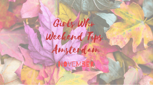 Uitjes Amsterdam. Girls Who Weekend Tips Amsterdam. Things to do Amsterdam. Weekend tips november. Weekend Guide November. Boozy Brunch Amsterdam. things to do Amsterdam. Bloody Mary Ketel One. Foodhallen. Weekend Tips Amsterdam