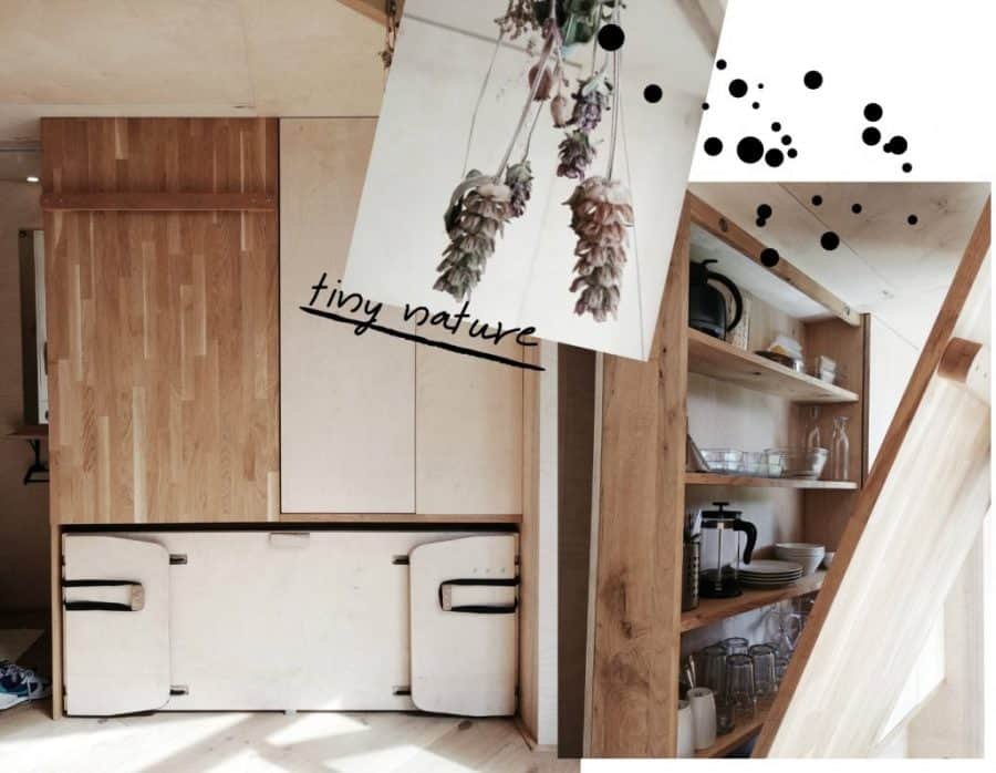 Logeren in een Tiny House. Tips Tiny House. Tiny Houses Nederland. Redenen om in een Tiny Huse te slapen. Tiny House Veluwe
