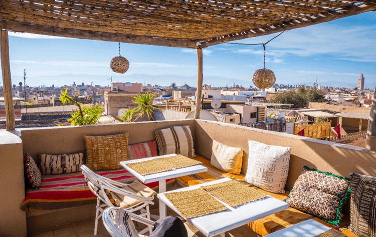 Logeren in Marrakech. Hotspots Marrakech. Tips Marrakech. Restaurants Marrakech