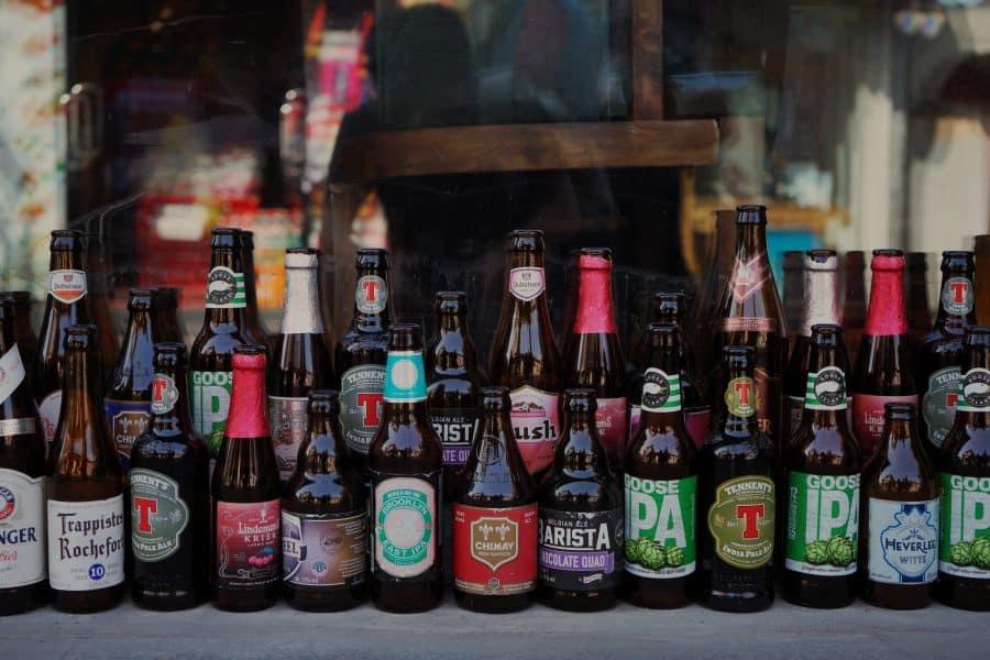IPA Bier. Indian Pale Ale. Informatie IPA.