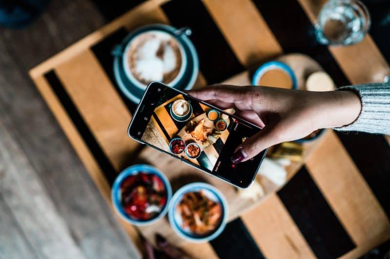Foodfoto's maken // fotografie eten
