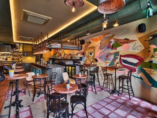 Bardak Amsterdam // Tel Aviv eten // Restaurant Bardak // restaurants de pijp