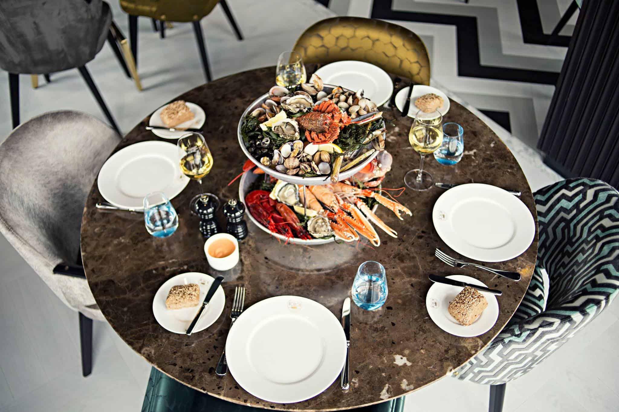 Visrestaurant - Amsterdam - Pesca
