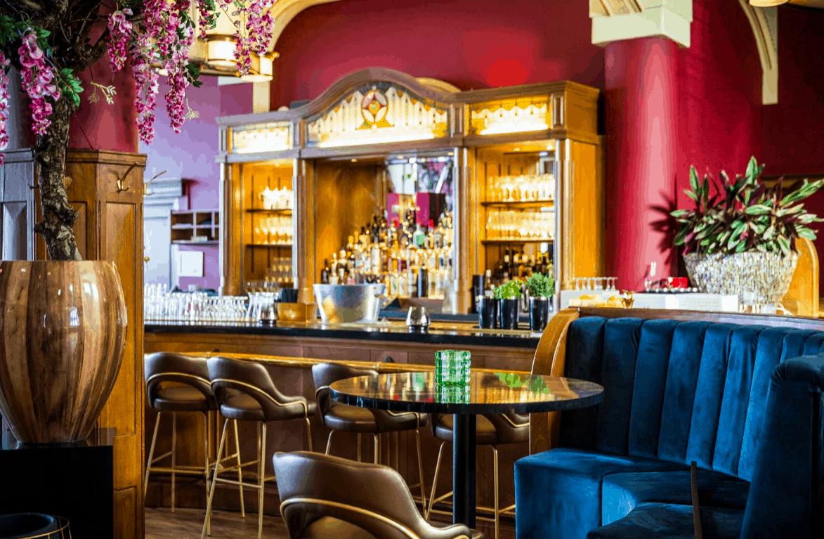 restaurants Amsetrdam // The Gaia Amsterdam - hotspots Amsterdam - dineren in Amsterdam