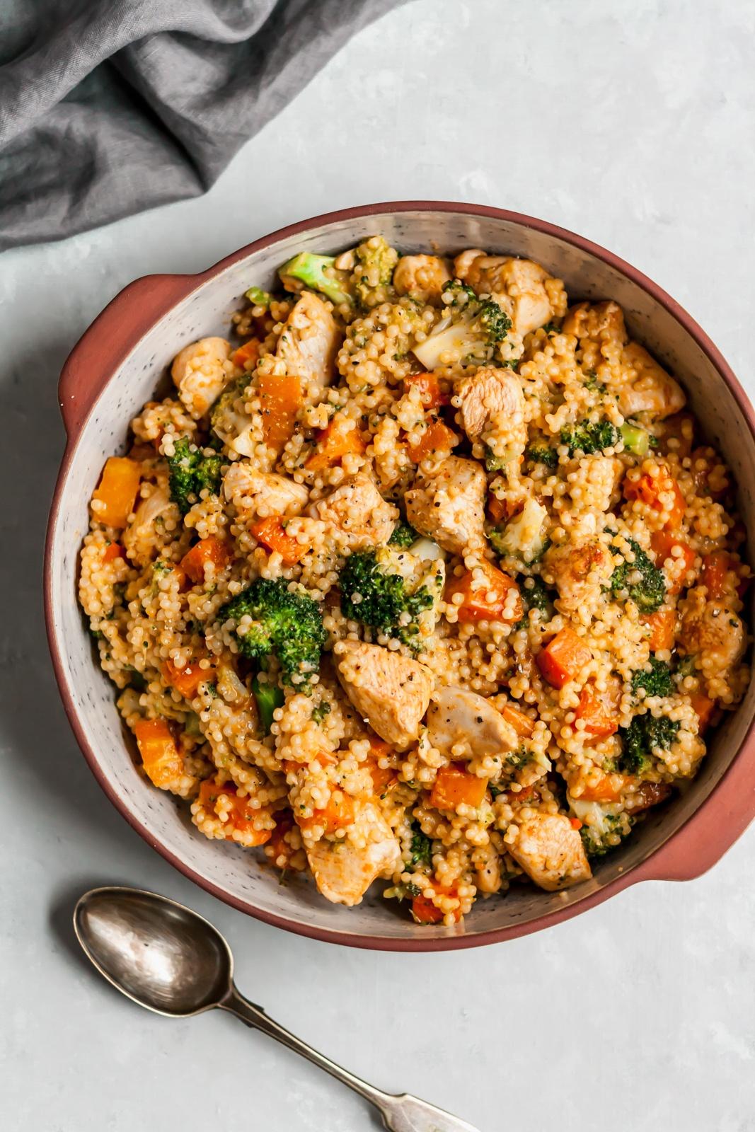 couscous recepten - recepten met couscous - koken met couscous - couscous met groenten - couscous met vlees - couscous salade - makkelijk recept met couscous
