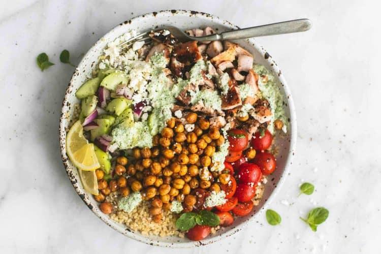 buddha bowl recepten - poke bowl recepten - zelf een bowl maken - bowl recepten - thuis een bowl maken - one pot gerechten - gezonde recepten