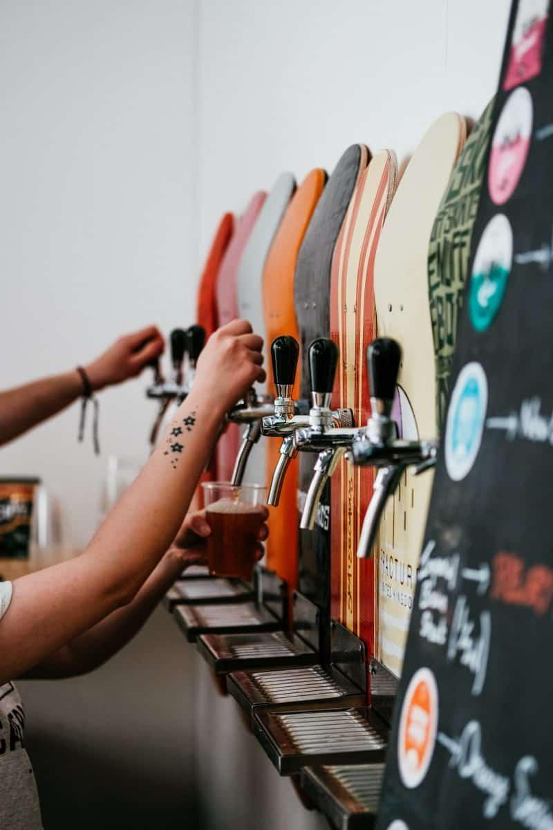 bierbrouwerij in groningen - hotspots groningen - speciaalbier in amsterdam - bier drinken in groningen - terrassen in groningen