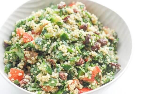 quinoa salade recept