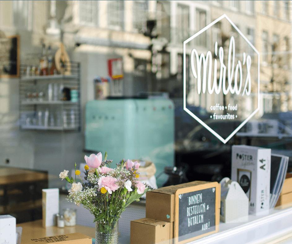 koffie drinken in Antwerpen - koffie hotspots antwerpen - lunchen in Antwerpen - taart in antwerpen - koffie spots in antwerpen