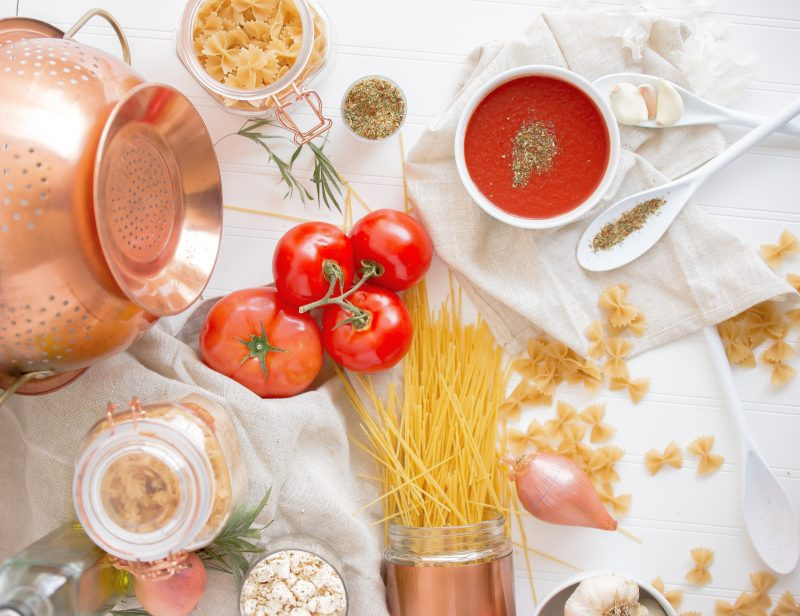 hoeveelheid pasta per persoon - pasta per persoon - granen per persoon
