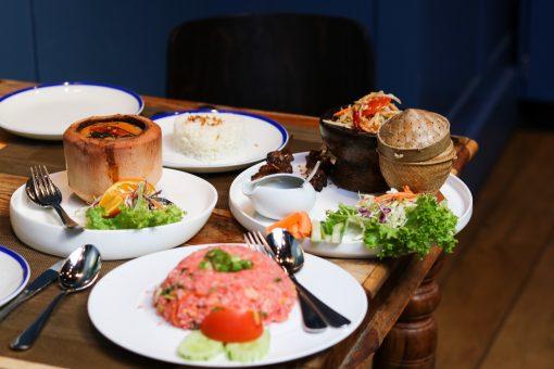 Silom Thai brasserie - hotspots amstedam - thais ete in amsterdam