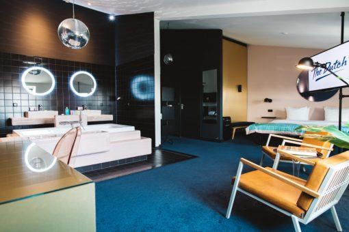 bijzondere hotels nederland - leuke hotels in nederlan d- hotels op texel - hotels in maastricht - hotels in leeuwarden - hotel the dutch