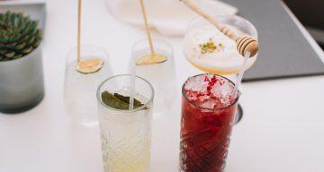 dry january - alcoholvrije maand - alcoholvrij januari - goede voornemens - geen alcohol drinken - cocktails