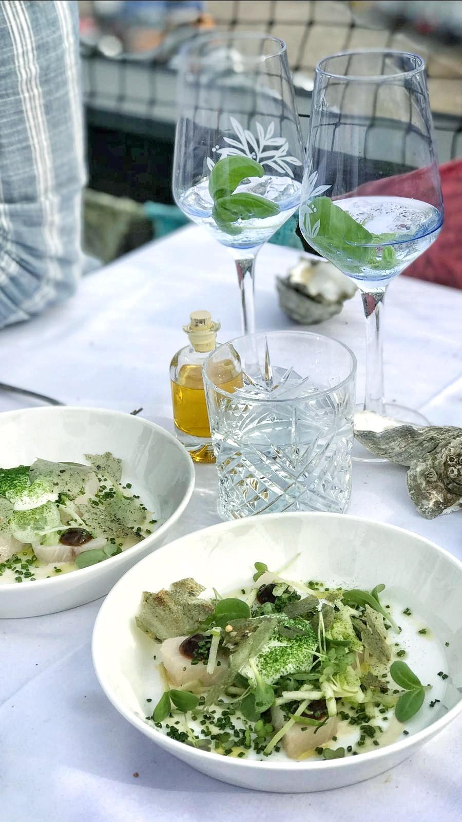 groovy tables amsterdam - dennis huwae - pop-up amsterdam - zomeravond amsterdam - gin mare - events