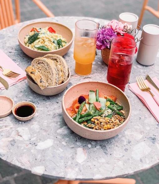 lunchen in antwerpen - hotspots antwerpen - eten in antwerpen -