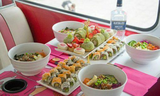 activiteiten londen - tips londen - wat te doen in londen - sushi in londen - cocktails in londen - uitjes in londen