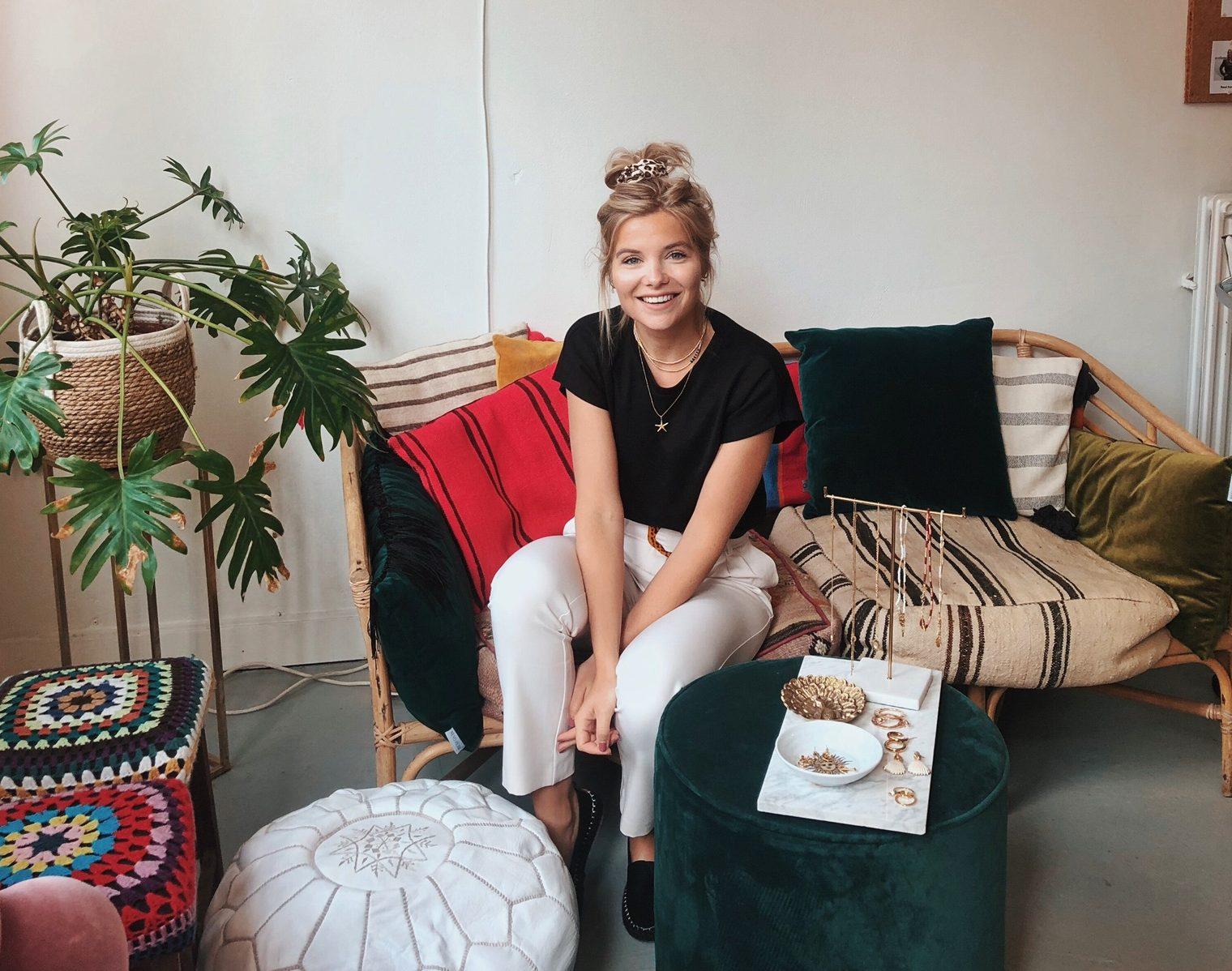 interview Lynn van de Vorst - girlboss interview - interview influencer lynn van de vorst - copywriter lynn van de vorst