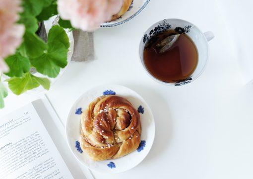 scandinavische recepten - pannenkoeken - cinnamon bun - cake - taart