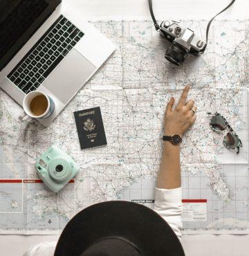 reis voorbereiden - checklist lange reis maken - paklijst voor het reizen - reistips - inpaklijst voor het reizen - tips voor je reisvoorbereiding - wat te doen voordat je op reis gaat