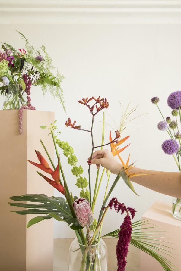 bloomon - bloomon atelier - online bloemen bestellen - bloemen abbonement - bloemen laten bezorgen