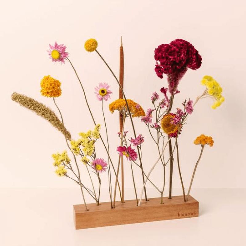 gedroogde bloemen - droogbloemen - bloemen cadeau doen - bloemen laten bezorgen - bloomon - interieur trends - bloemen online bestellen - gedroogde planten tips