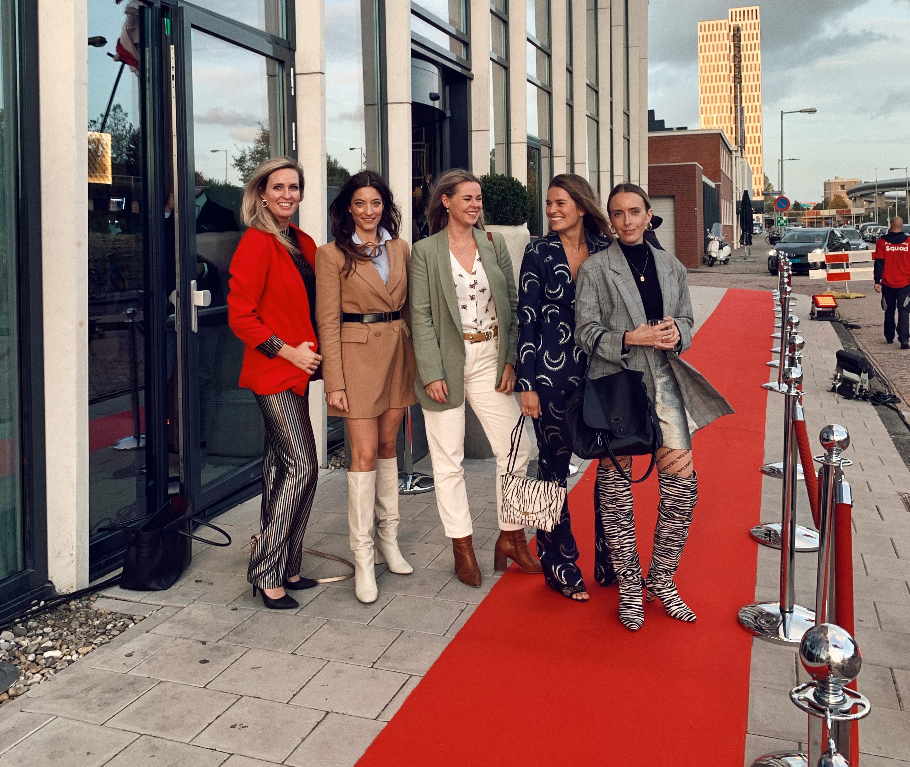leonardo royal hotel amsterdam - powered by women - emilie sobels -wendy bogers - kiki bosman - florine duif - ambassadeurs hotel