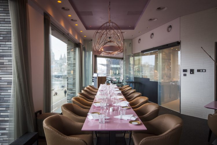private dining Amsterdam - Privé diner organiseren Amsterdam - private dining - the duchess - neni amsterdam - jansz private dining - nomads private dining - baut amsterdam - prive zaal huren - restaurant afhuren amsterdam