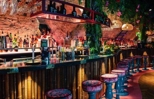 Rum club utrecht - drinken - diner - borrelen