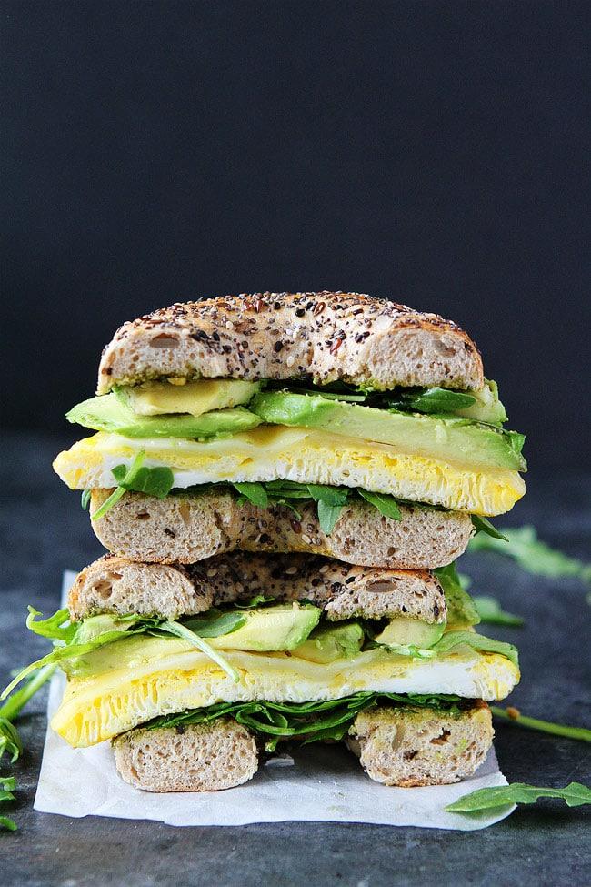 ei - bagels - sandwiches - avocado - brunch - brunchen