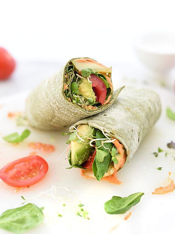 makkelijke lunchgerechten // recepten voor lunch // lunch recepten // lunch meenemen naar werk // lunch zonder brood // lunch makkelijk // gezonde lunch recepten - salade lunch - lunchbroodjes