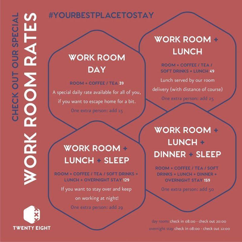 Twenty Eight - workspace