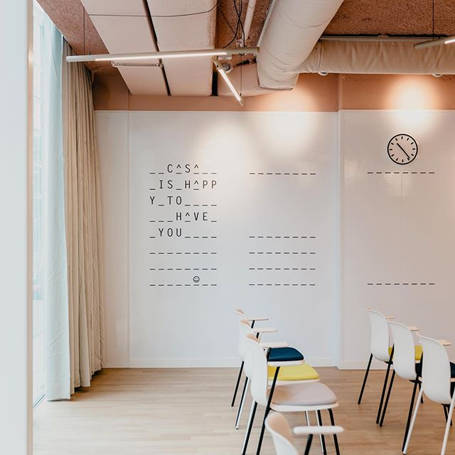 CASA - meeting rooms